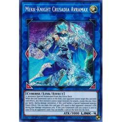 YGO DANE-EN047 Mekk-Knight Crusadia Avramax