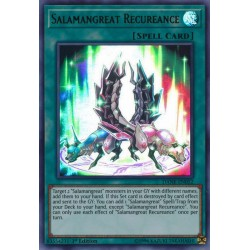 YGO DANE-EN052 Salamangreat Recureance