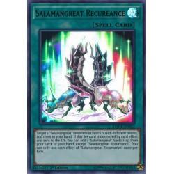 YGO DANE-EN052 Remècurrence Salamangrande / Salamangreat Recureance