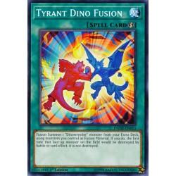 YGO DANE-EN053 Tyrant Dino Fusion