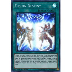 YGO DANE-EN054 Fusion Destiny