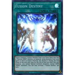 YGO DANE-EN054 Fusion de la Destinée / Fusion Destiny