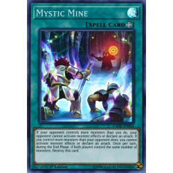 YGO DANE-EN064 Mystic Mine