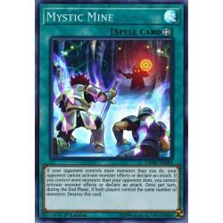 YGO DANE-EN064 Mine Mystique / Mystic Mine