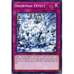 YGO DANE-EN079 Effet de Bonhomme de Neige / Snowman Effect