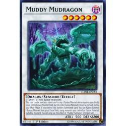 YGO DANE-EN081 Muddy Mudragon