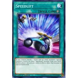 YGO DANE-EN096 Driftrapide / Speedlift