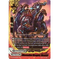 BFE S-BT04/0002EN RRR Dimension Dragon, Deacae