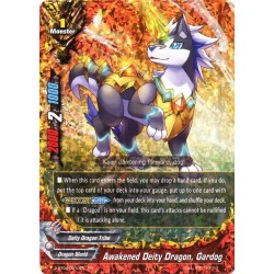 BFE S-BT04/0010EN RR Awakened Deity Dragon, Gardog