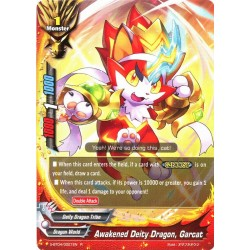 BFE S-BT04/0021EN R Awakened Deity Dragon, Garcat