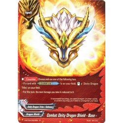 BFE S-BT04/0023EN R Combat Deity Dragon Shield - Base -