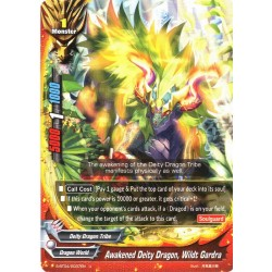 BFE S-BT04/0037EN U Awakened Deity Dragon, Wildt Gardra