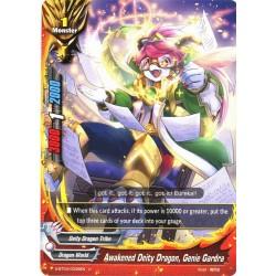 BFE S-BT04/0038EN U Awakened Deity Dragon, Genie Gardra