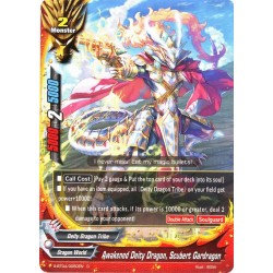 BFE S-BT04/0050EN C Awakened Deity Dragon, Scubert Gardragon