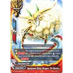 BFE S-BT04/0053EN C Awakened Deity Dragon, Fel Gardra