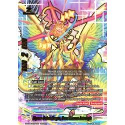 BFE S-BT04/0071EN Secret Skyseer Ardent Dragon, Cross Irisnese Astrologia