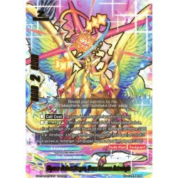 BFE S-BT04/0071EN Secret Skyseer Ardent Dragon, Cross Irisnese Astrologia
