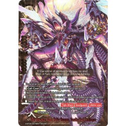 BFE S-BT04/0076EN Secret Vile Demonic Husk Deity Dragon, Vanity End Destroyer