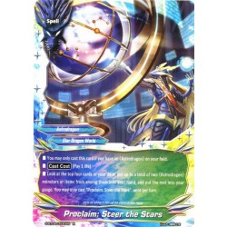 BFE S-BT04/0030EN Foil/R Proclaim: Steer the Stars