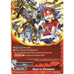 BFE S-BT04/0040EN Foil/U Road to Champion