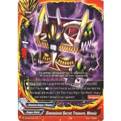BFE S-BT04/0041EN Foil/U Dimensional Secret Treasure, Mnesia
