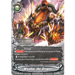 BFE S-BT04/0042EN Foil/U Weather the Dragons