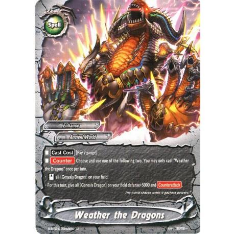 BFE S-BT04/0042EN Foil/U Weather the Dragons