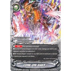 BFE S-BT04/0062EN Foil/C COME ON! BABY☆