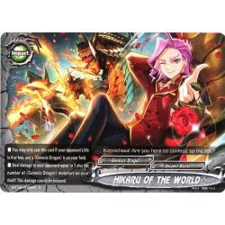BFE S-BT04/0063EN Foil/C HIKARU OF THE WORLD☆