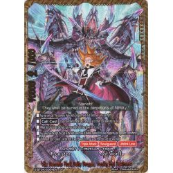 BFE S-BT04/S004EN SP Vile Demonic Husk Deity Dragon, Vanity End Destroyer