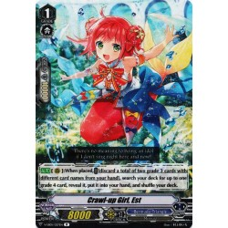 CFV V-EB05/027EN R Crawl-up Girl, Est