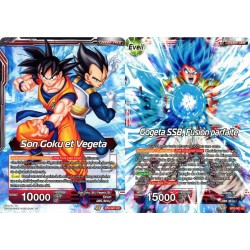 DBS BT6-001 UC Son Goku and Vegeta