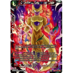DBS BT6-017 SR Golden Frieza, Indomitable Emperor