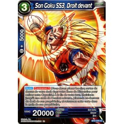 DBS BT6-029 UC SS3 Son Goku, Pushing Forward