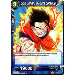 DBS BT6-032 C Son Gohan, la Force obtenue