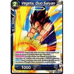 DBS BT6-034 C Vegeta, Duo Saiyan