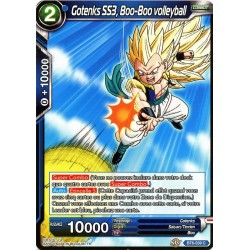 DBS BT6-039 C Gotenks SS3, Boo-Boo volleyball