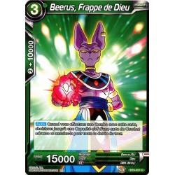 DBS BT6-057 C Beerus, Frappe de Dieu