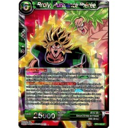 DBS BT6-061 R Broly, Power Unleashed