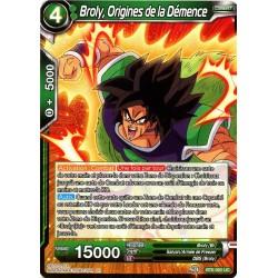DBS BT6-062 UC Broly, Berserker Origins