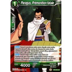 DBS BT6-065 UC Paragus, Prémonition fatale