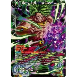 DBS BT6-074 SR Broly, le Berserk suprême