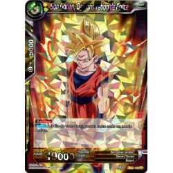 DBS BT6-083 R Display of Power Son Gohan