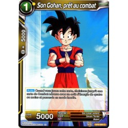 DBS BT6-084 C Son Gohan, Ready for a Match