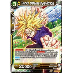 DBS BT6-085 UC Impenetrable Defense Trunks