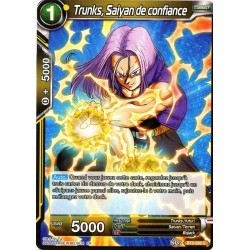 DBS BT6-086 C Trunks, Saiyan de confiance