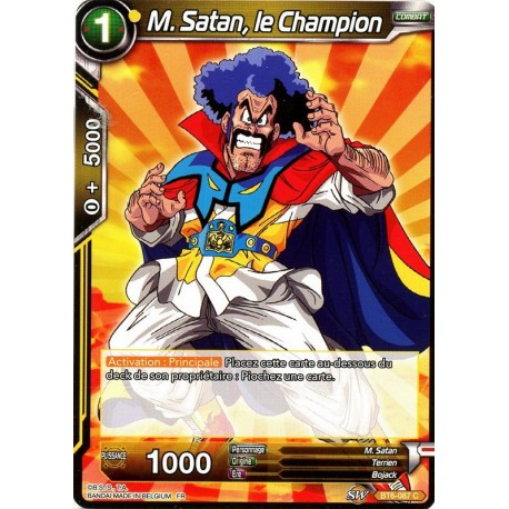 DBS BT6-087 C Hercule, the Champion