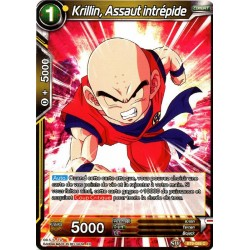 DBS BT6-089 C Fearless Assault Krillin