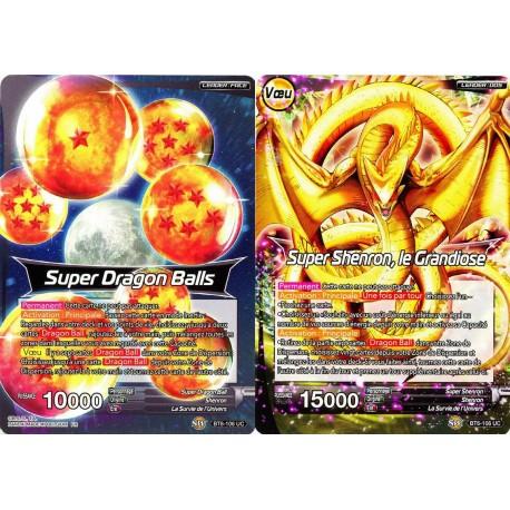 DBS BT6-106 UC Super Dragon Balls