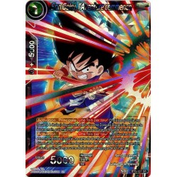 DBS BT6-107 SR Son Goku, the Adventure Begins